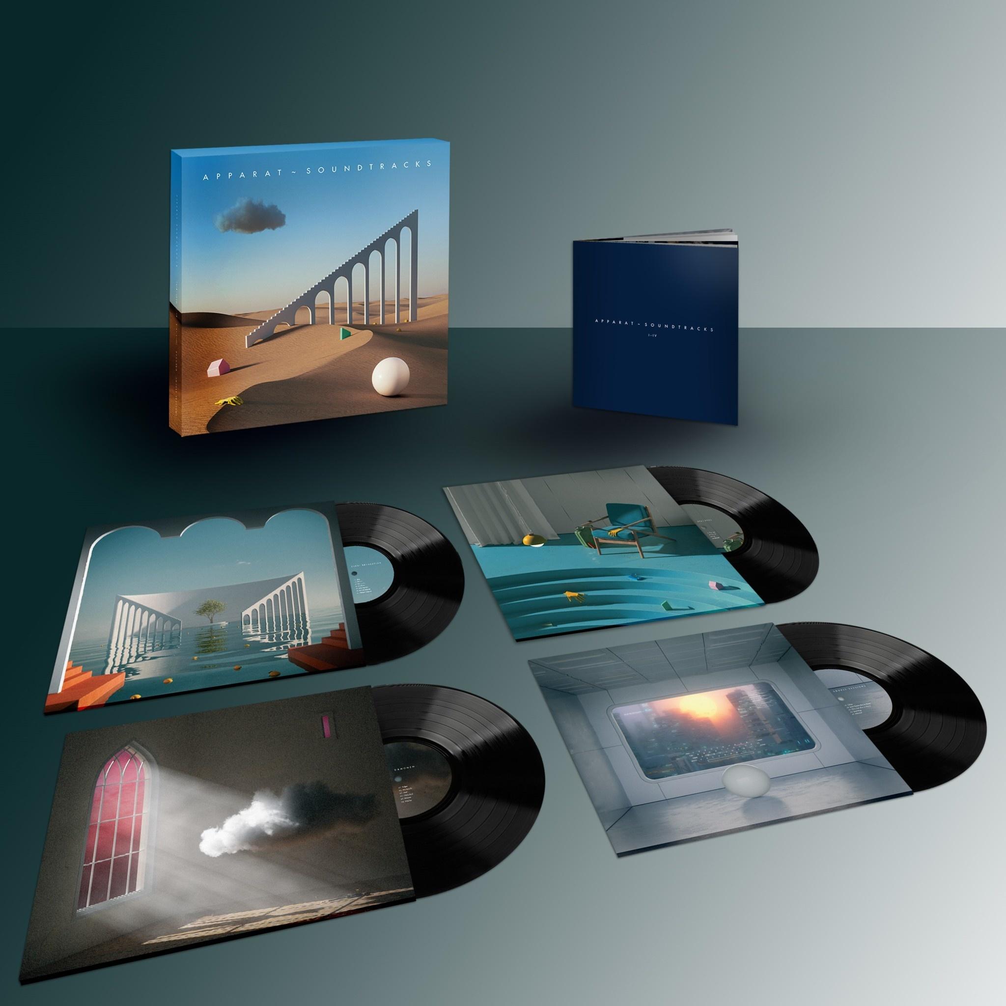 Mute Records Apparat - Soundtracks
