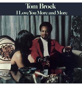 Mr Bongo Tom Brock - I Love You More and More
