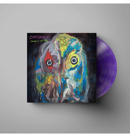 Jagjaguwar Dinosaur Jr. - Sweep It Into Space (Purple Ripple Vinyl)