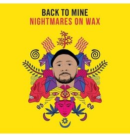 Back To Mine Various - Nightmares On Wax - Back To Mine