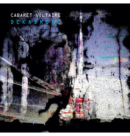Mute Records Cabaret Voltaire - Dekadrone (Coloured Vinyl)