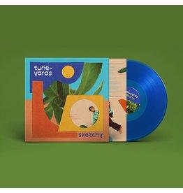 4AD Tune-Yards - sketchy. (Coloured Vinyl)