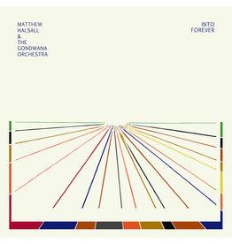 Gondwana Records Matthew Halsall & The Gondwana Orchestra - Into Forever (Clear Vinyl)