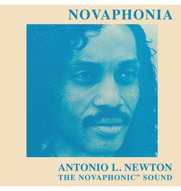 Tidal Waves Music Antonio L. Newton - Novaphonia