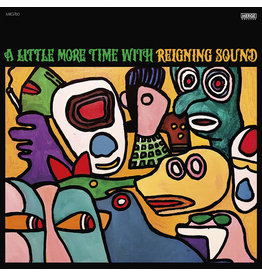 Merge Records Reigning Sound - A Little More Time with Reigning Sound
