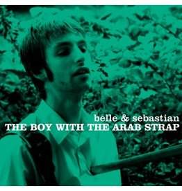 Jeepster Records Belle & Sebastian - The Boy With The Arab Strap