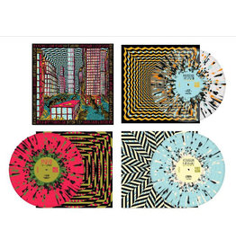 Fuzz Club Records King Gizzard & The Lizard Wizard - Live In Adelaide '19 (Coloured Vinyl)