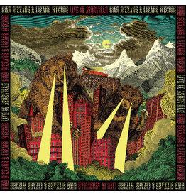 Fuzz Club Records King Gizzard & The Lizard Wizard - Live In Asheville '19