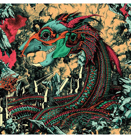 Fuzz Club King Gizzard & The Lizard Wizard - Infest The Rats' Nest Live (Coloured Vinyl)
