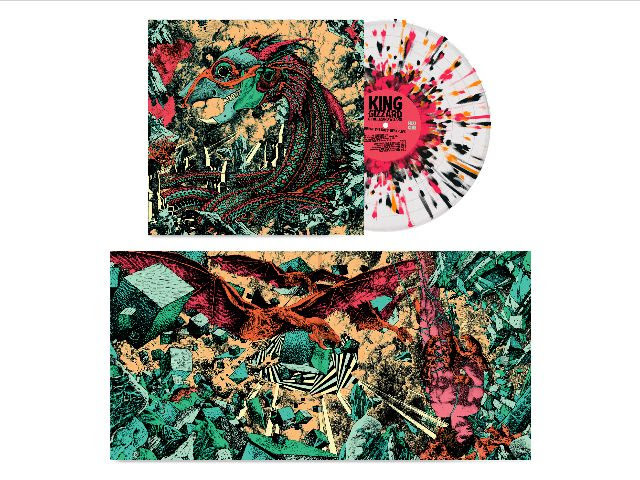Fuzz Club Records King Gizzard & The Lizard Wizard - Infest The Rats' Nest Live (Deluxe Vinyl)