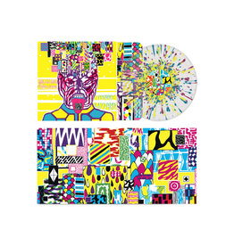Fuzz Club Records King Gizzard & The Lizard Wizard - Teenage Gizzard (Splatter Vinyl)