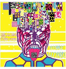 Fuzz Club Records King Gizzard & The Lizard Wizard - Teenage Gizzard (Coloured Vinyl)