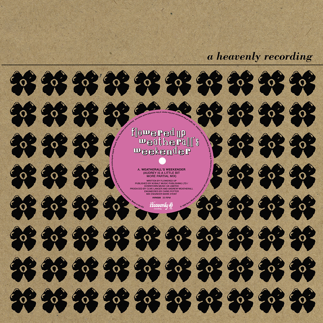 Heavenly Recordings Flowered Up - Weatherall's Weekender