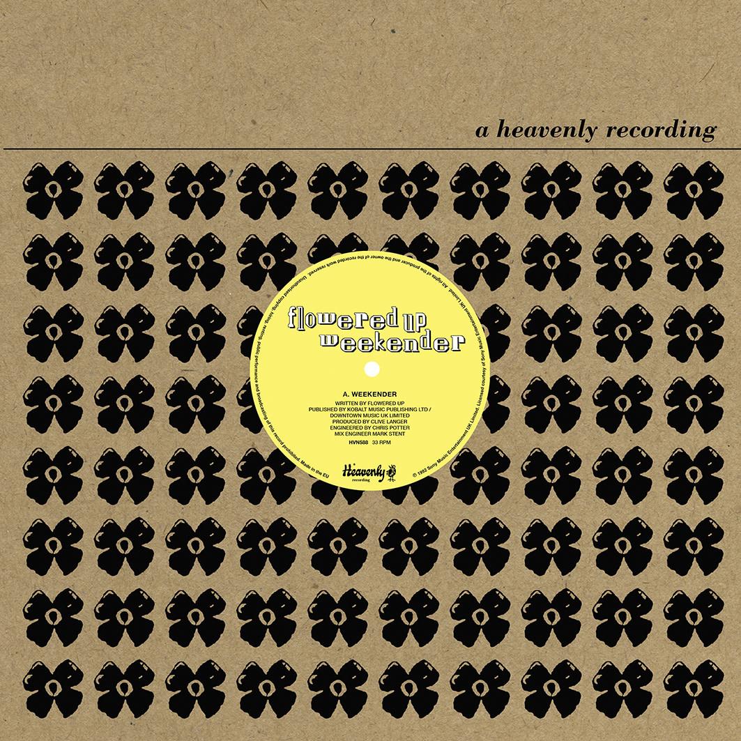 Heavenly Recordings Flowered Up - Weekender