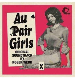Trunk Records Roger Webb - Au Pair Girls' (Original Unreleased Soundtrack)