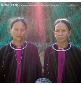 Sublime Frequencies Various - Mien (Yao): Cannon Singing in China, Vietnam, Laos