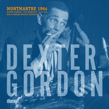 Storyville Records Dexter Gordon - Montmartre 1964