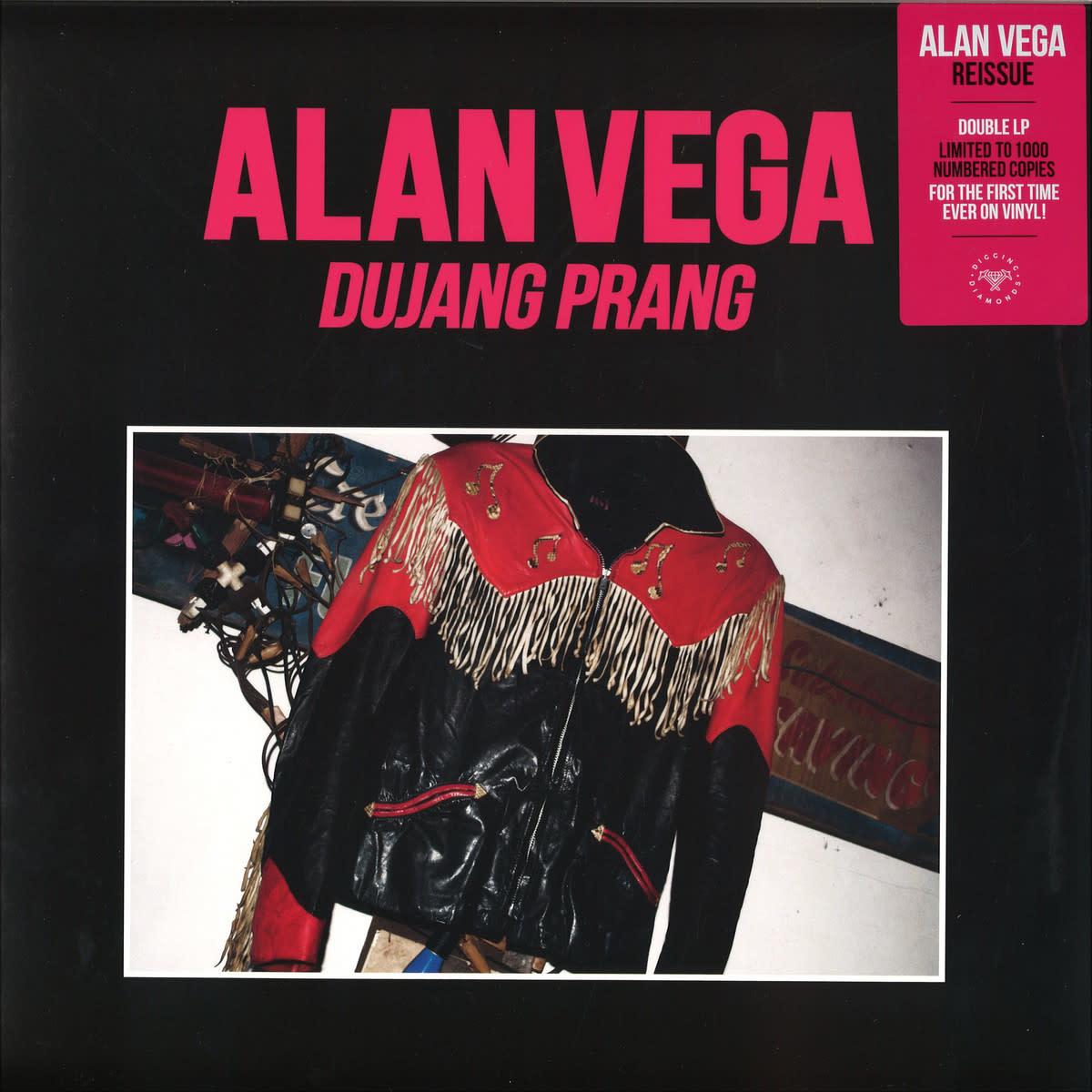 Digging Diamonds Alan Vega - Dujang Prang