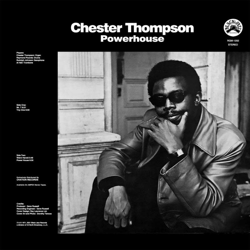 Real Gone Music Chester Thompson - Powerhouse