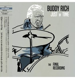 Gearbox Records Buddy Rich - Just In Time - The Final Recording