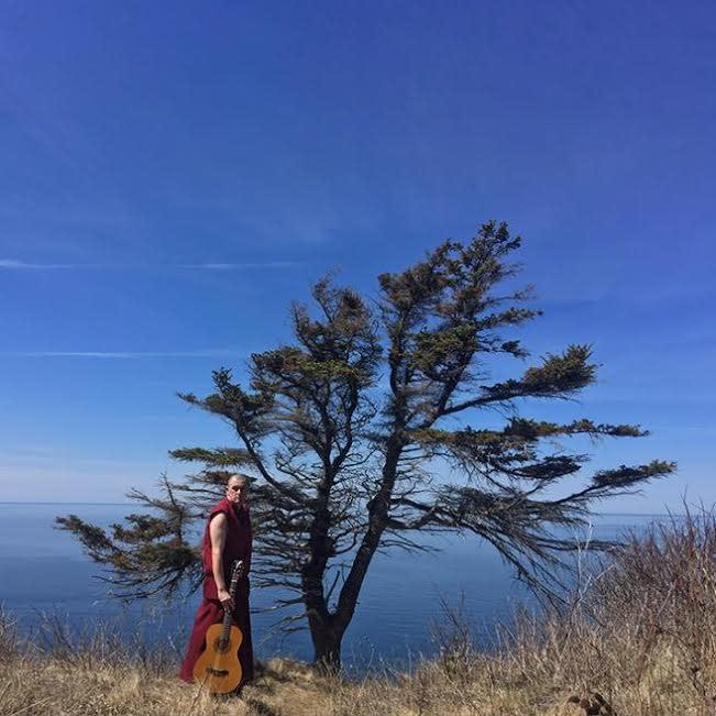 Hinterground Recordings David John Morris - Monastic Love Songs
