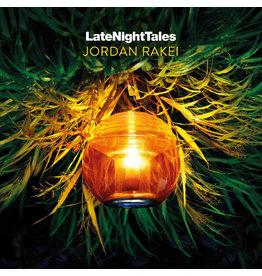 Late Night Tales Various - Late Night Tales: Jordan Rakei  (Coloured Vinyl)