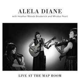 All Points Alela Diane - Live At The Map Room (Coloured Vinyl)