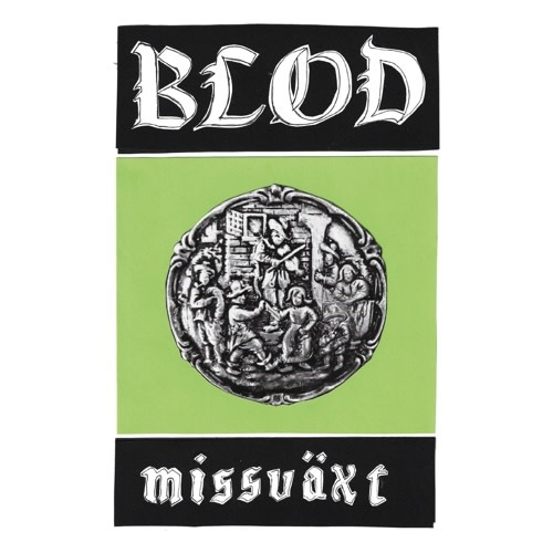 Grapefruit Blod - Missvaxt