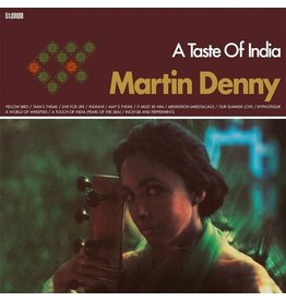 Pleasure For Music Martin Denny - A Taste Of India