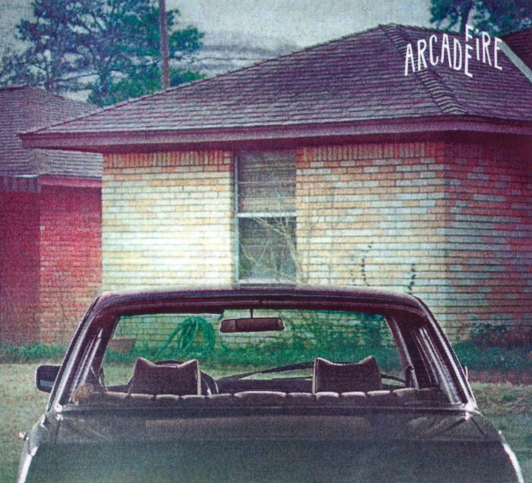 Sony Music Entertainment Arcade Fire - The Suburbs