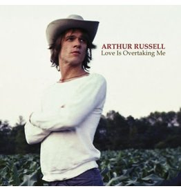 Audika Arthur Russell - Love Is Overtaking