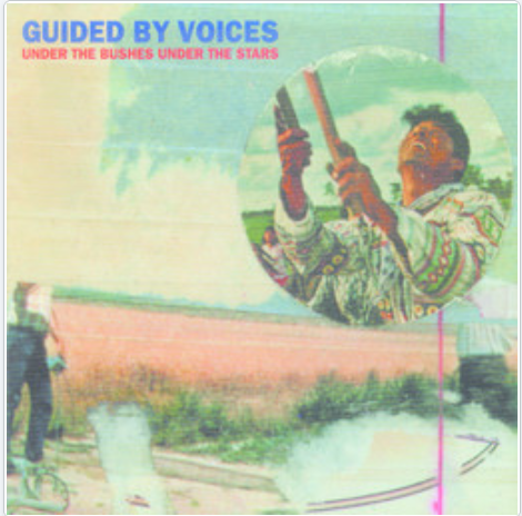 Matador Records Guided By Voices - Under The Bushes Under The Stars