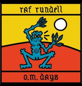 Heavenly Recordings Raf Rundell - O.M. Days  (Coloured Vinyl)