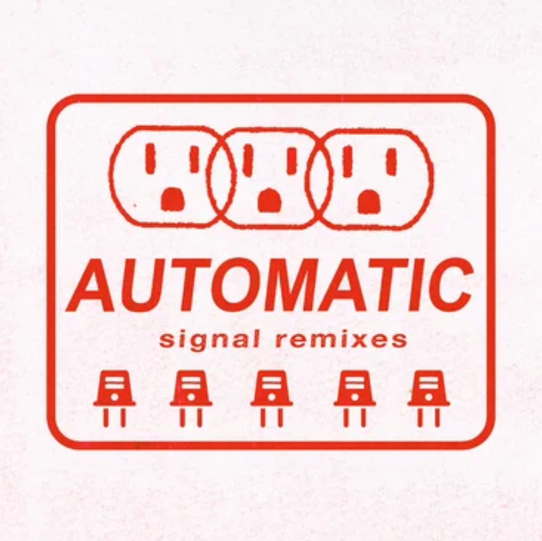 Stones Throw Automatic - Signal Remixes