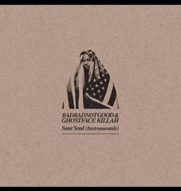 Lex Records Badbadnotgood & Ghostface Killah - Sour Soul (Instrumentals)