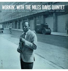 Waxtime Miles Davis - Workin' With The Miles Davis Quintet (Coloured Vinyl)