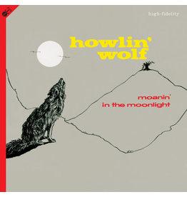Groove Replica Howlin' Wolf - Moanin' In The Moonlight + 4 Bonus Tracks