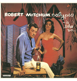Pan Am Records Robert Mitchum - Calypso - Is Like So...