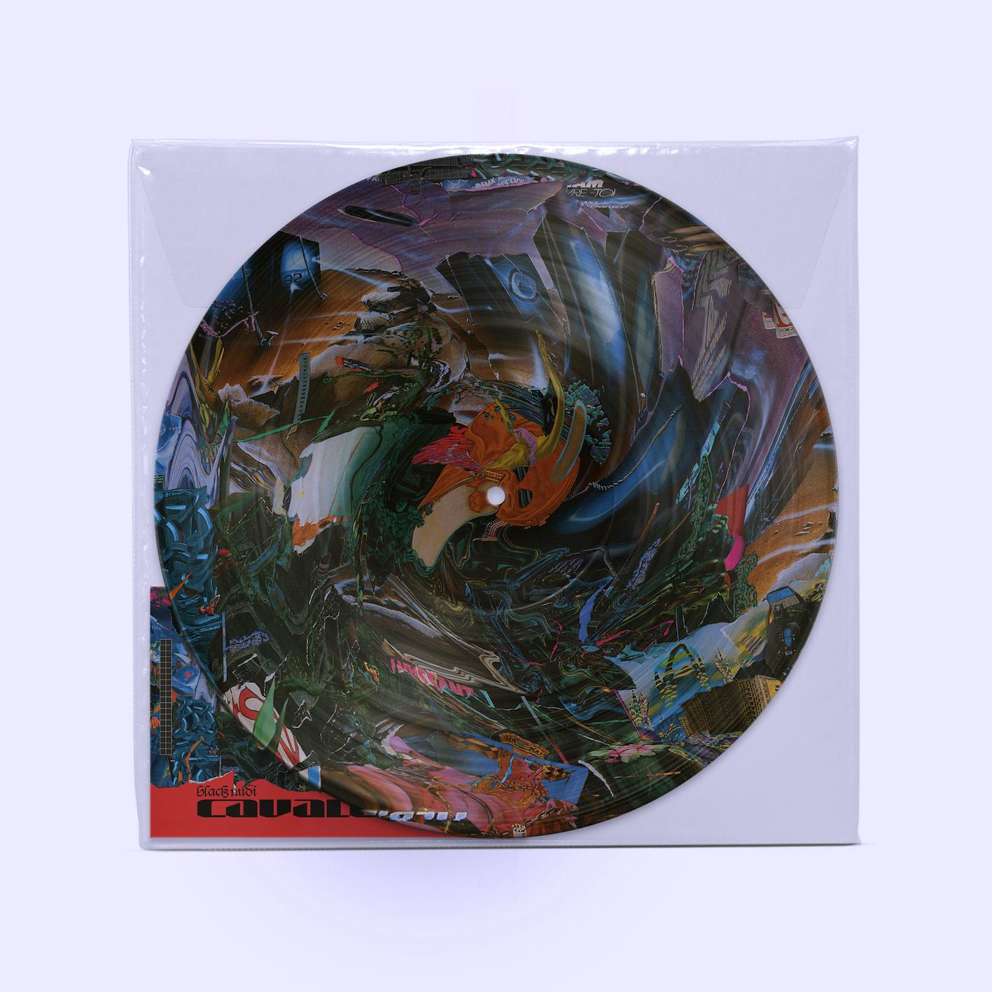 Rough Trade Records black midi - Cavalcade (Picture Disc)