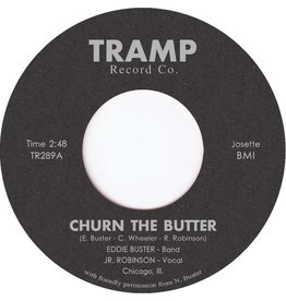 Tramp Records Eddie Buster Band - Churn the Butter