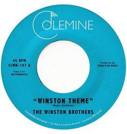 Colemine Records The Winston Brothers - Winston Theme
