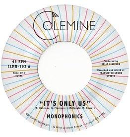 Colemine Records Monophonics - It's Only Us