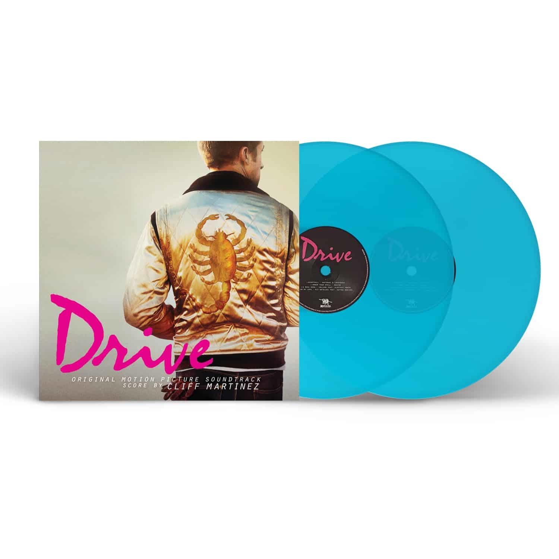 Invada Records Cliff Martinez - Drive Original Soundtrack (Coloured Vinyl)