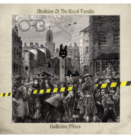 Cooking Vinyl The Orb - Abolition Of The Royal Familia: Guillotine Mixes (Coloured Vinyl)