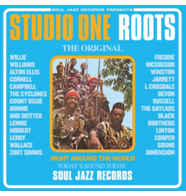Soul Jazz Records Various - Studio One Roots (Coloured Vinyl)