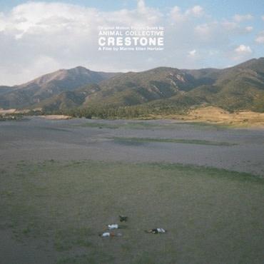 Domino Records Animal Collective - Crestone (Original Score)