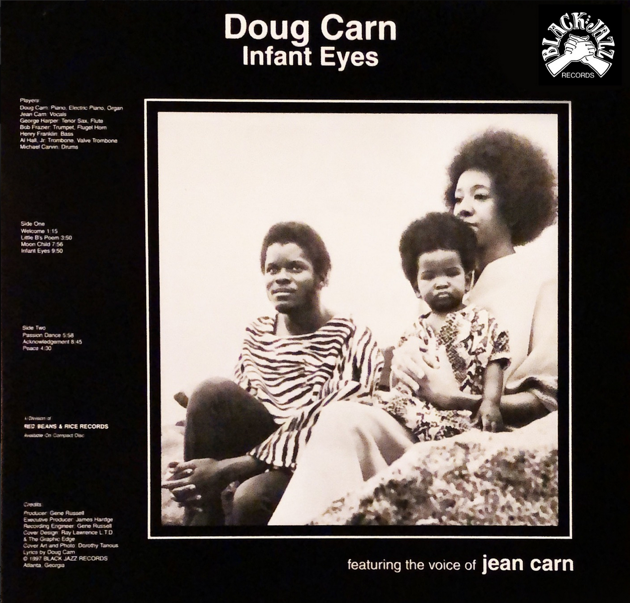 Real Gone Music Doug Carn - Infant Eyes