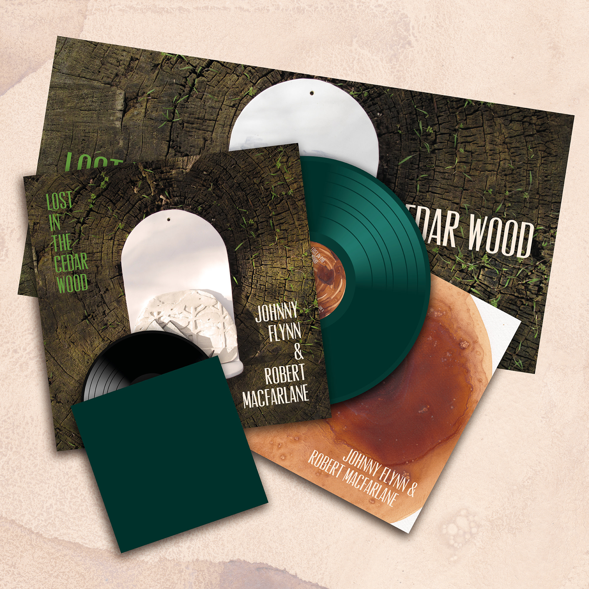 Transgressive Johnny Flynn and Robert Macfarlane - Lost In The Cedar Wood (Dinked Edition)