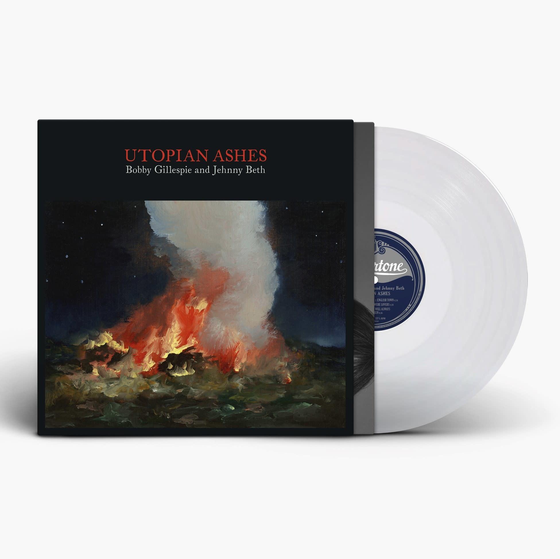 Sony Music Entertainment Bobby Gillespie & Jehnny Beth - Utopian Ashes (Coloured VInyl)
