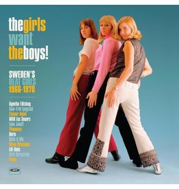 Ace Records Various - The Girls Want The Boys